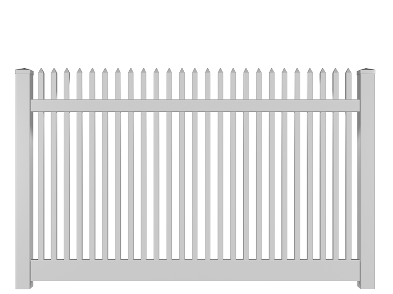Ashbery IV Picket Fence