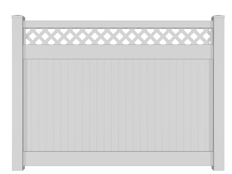 Tahoe III Privacy Fence