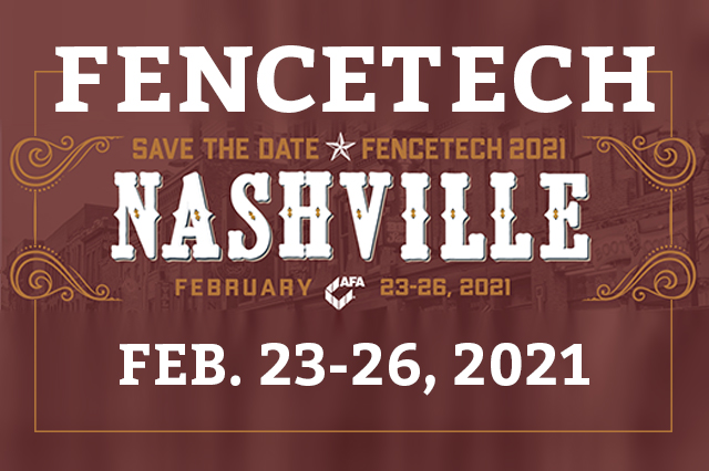 FenceTech Save the Date