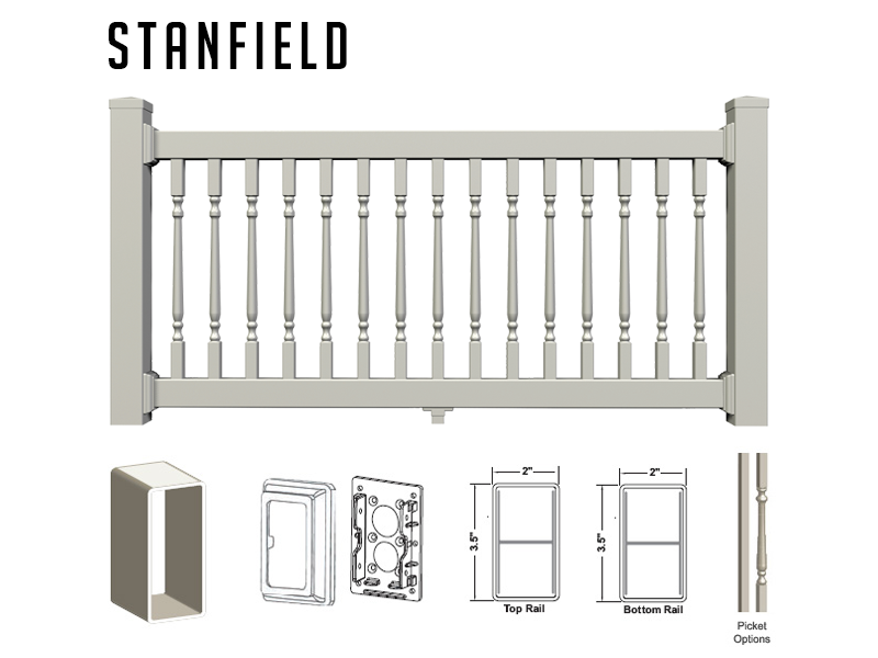 ProZ - Stanfield Railing