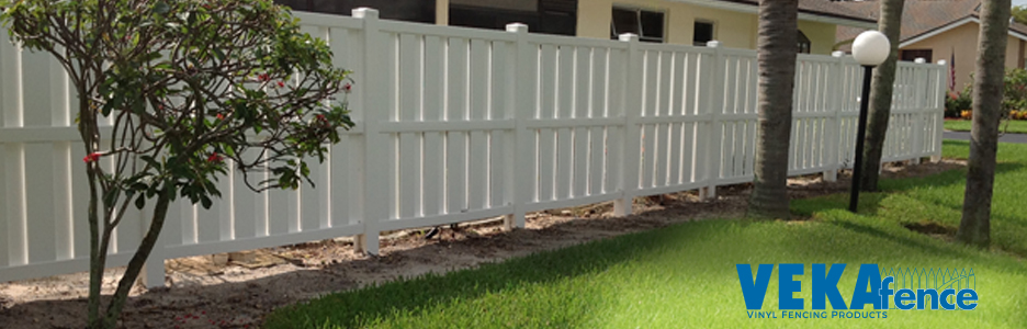 Vekafence Semi Private Fencing